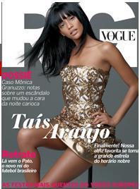 capa da RG Vogue de agosto