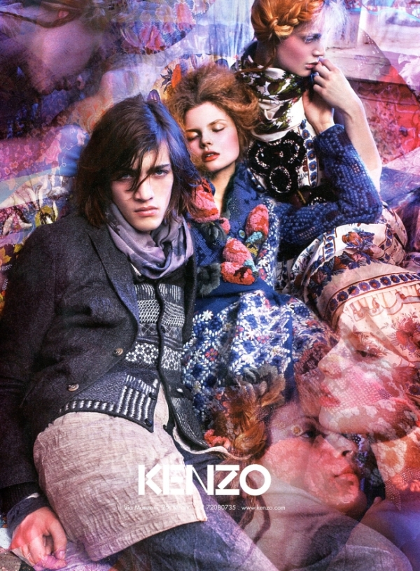 kenzo_Fall/Winter09_MarioSorrenti