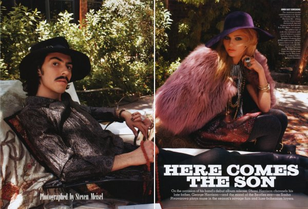 here comes the son by steven meisel 01