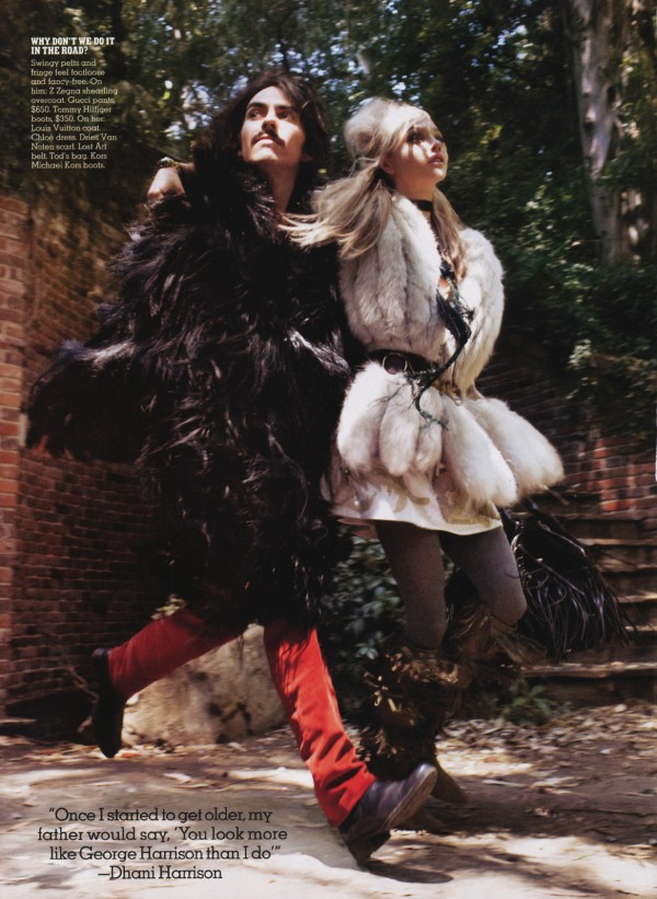 here comes the son by steven meisel 07