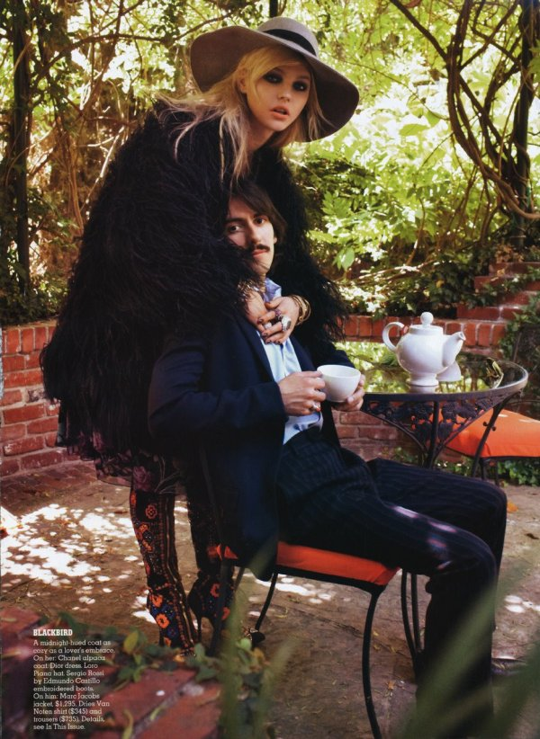 here comes the son by steven meisel 08